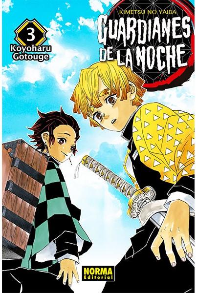 GUARDIANES DE LA NOCHE #03