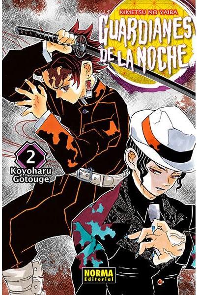 GUARDIANES DE LA NOCHE #02