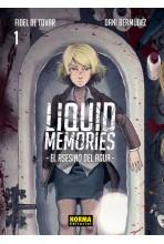 LIQUID MEMORIES #01 (DE 2)