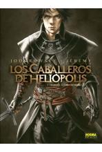 LOS CABALLEROS DE HELIÓPOLIS 1.NIGREDO, LA OBRA EN