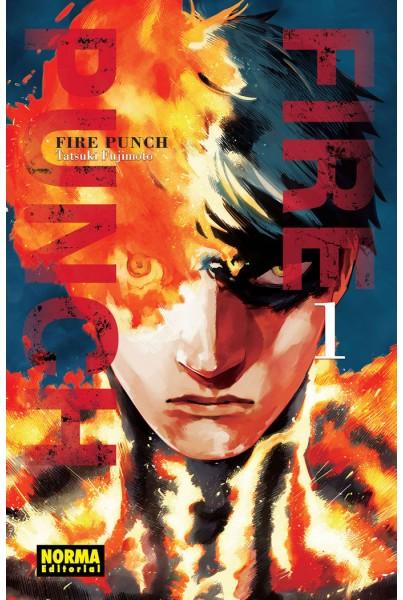 FIRE PUNCH #01