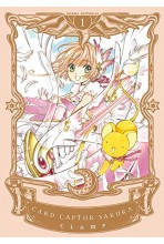 CARD CAPTOR SAKURA #01