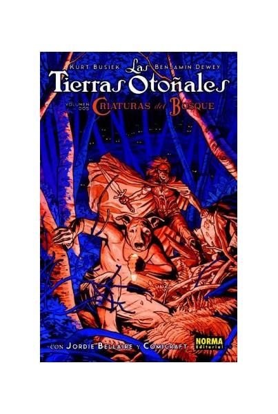 LAS TIERRAS OTOÑALES 2. CRIATURAS DEL BOSQUE