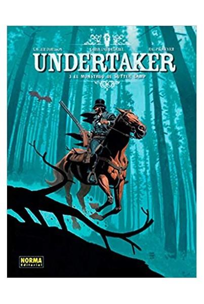 UNDERTAKER 3. EL MONSTRUO DE SUTTER CAMP