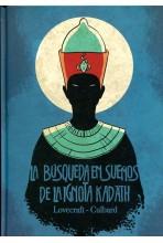 LA BÚSQUEDA DE LOS SUEÑOS DE LA IGNOTA KADATH