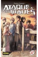 ATAQUE A LOS TITANES #17