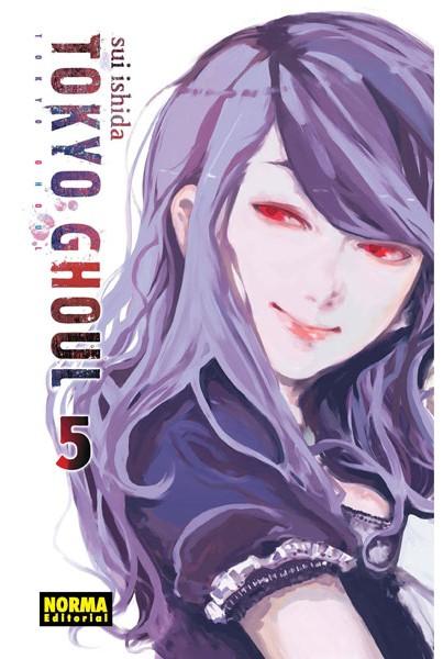 TOKYO GHOUL #05