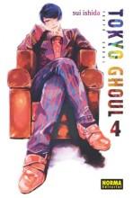 TOKYO GHOUL #04