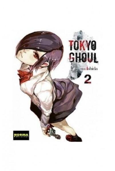 TOKYO GHOUL #02