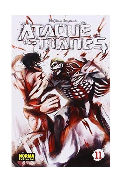 ATAQUE A LOS TITANES #11