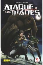 ATAQUE A LOS TITANES #09