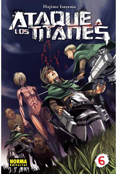 ATAQUE A LOS TITANES #06