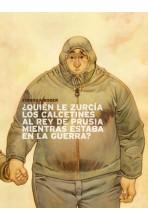 QUIEN LE ZURCIA LOS CALCETINES AL REY PRUSIA