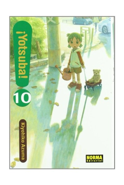 ¡YOTSUBA! 10
