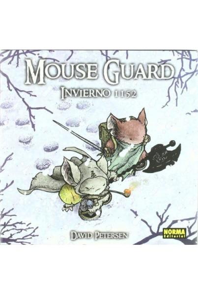 MOUSE GUARD 2 - INVIERNO 1152
