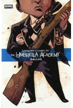 THE UMBRELLA ACADEMY #02: DALLAS