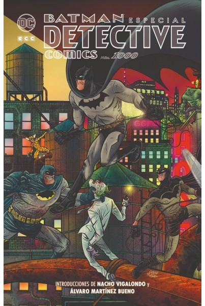 BATMAN: ESPECIAL DETECTIVE COMICS 1.000 (SEGUNDA EDICIÓN)