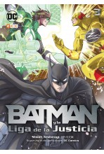 BATMAN Y LA LIGA DE LA JUSTICIA #03