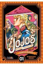 JOJO'S BIZARRE ADVENTURE PARTE V: VENTO AUREO #01