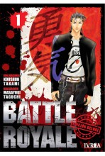 BATTLE ROYALE DELUXE #01