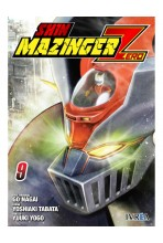 SHIN MAZINGER ZERO #09