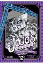 JOJO'S BIZARRE ADVENTURE PARTE IV: DIAMOND IS UNBREAKABLE #12
