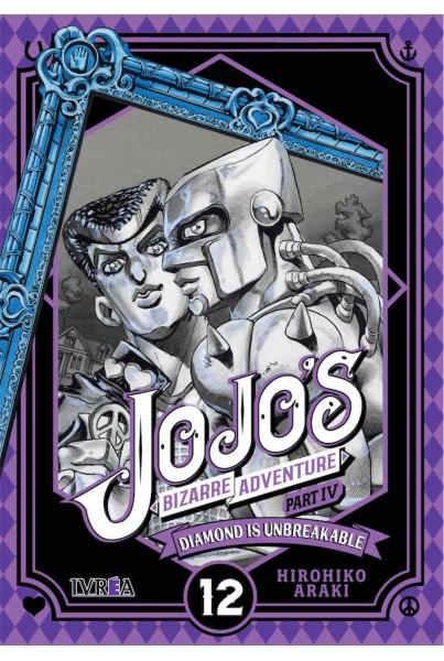 JOJO'S BIZARRE ADVENTURE PARTE IV: DIAMOND IS UNBREAKABLE #12