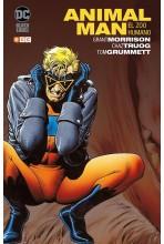 BIBLIOTECA GRANT MORRISON -  ANIMAL MAN #01: EL ZOO HUMANO (DE 3)