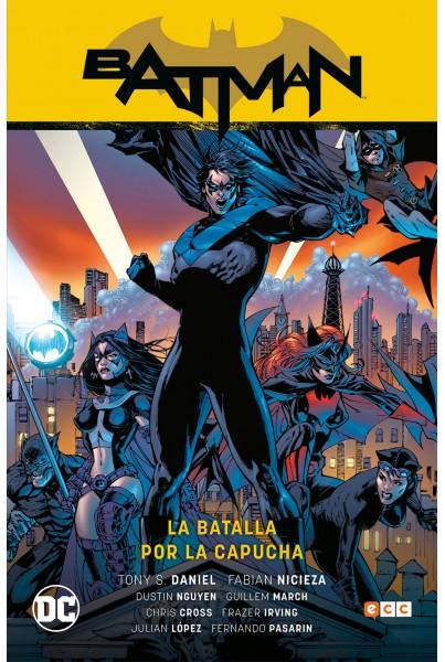 BATMAN: LA BATALLA POR LA CAPUCHA #01