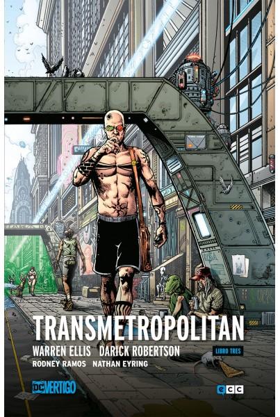 TRANSMETROPOLITAN #03