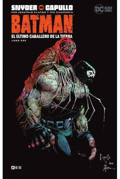 BATMAN: EL ÚLTIMO CABALLERO DE LA TIERRA #02