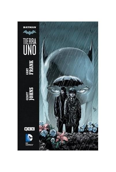 BATMAN: TIERRA UNO #01 (4ª EDICIÓN)