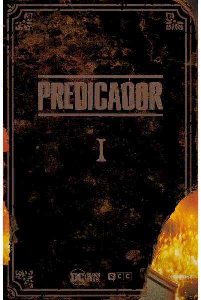 PREDICADOR: EDICIÓN DELUXE #01
