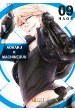 AOHARU X MACHINEGUN #09