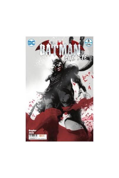 EL BATMAN QUE RÍE #06 (DE 7)