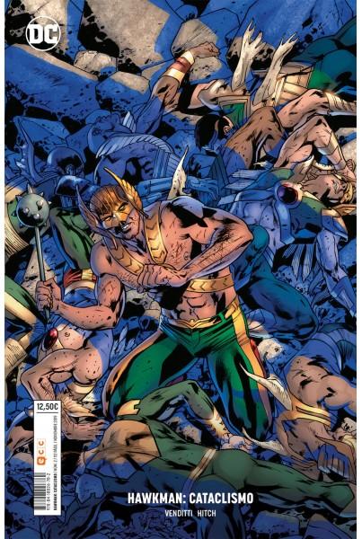 HAWKMAN #02: CATACLISMO