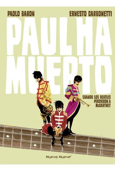 PAUL HA MUERTO: CUANDO LOS BEATLES PERDIERON A MCCARTNEY