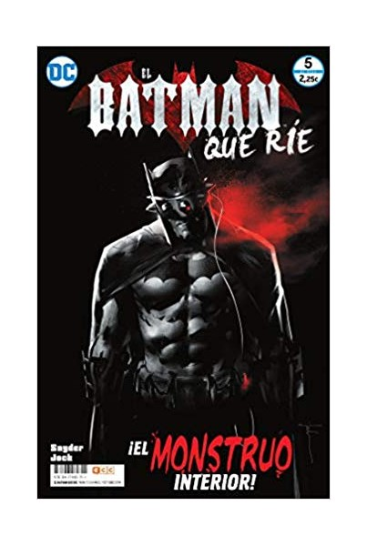 EL BATMAN QUE RÍE #05 (DE 7)