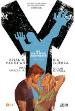 Y, EL ÚLTIMO HOMBRE #05 (DE 5)