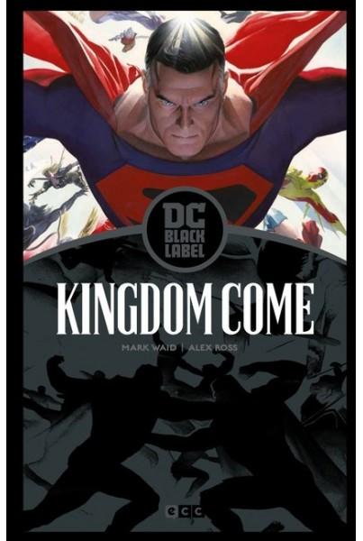 KINGDOM COME: EDICIÓN DC BLACK LABEL