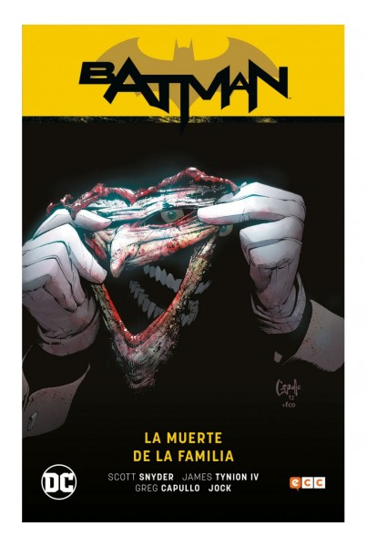 BATMAN: LA MUERTE DE LA FAMILIA (NUEVO UNIVERSO PARTE 03)