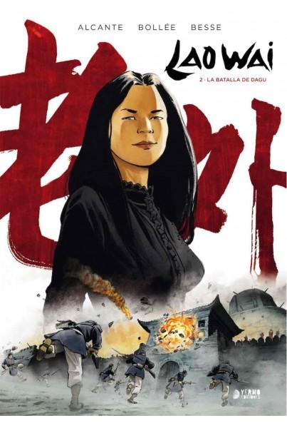 LAO WAI #02: LA BATALLA DE DAGU