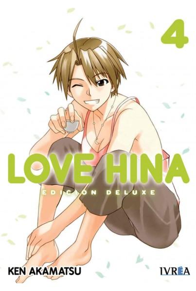 LOVE HINA EDICION DELUXE 04