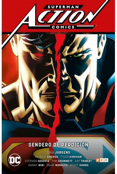 SUPERMAN ACTION COMICS #01: SENDERO DE PERDICIÓN