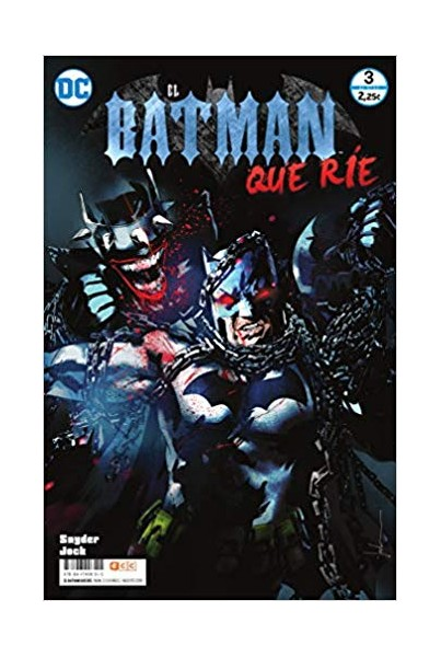 EL BATMAN QUE RÍE #03 (DE 7)