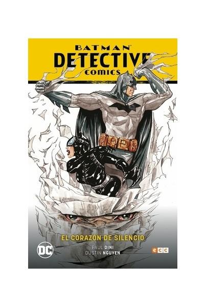 BATMAN DETECTIVE COMICS: CORAZÓN DE SILENCIO (R.I.P. PARTE 02)