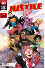 YOUNG JUSTICE #01