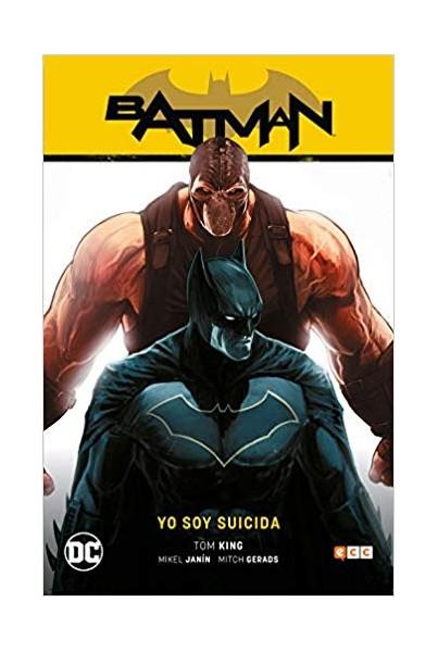 BATMAN DE TOM KING #03: YO SOY SUICIDA (RENACIMIENTO PARTE 02)