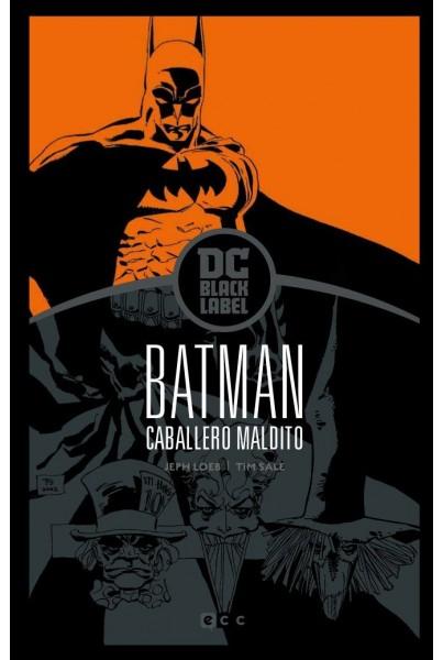 BATMAN: CABALLERO MALDITO (EDICIÓN BLACK LABEL)