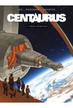 CENTAURUS #01: TIERRA PROMETIDA